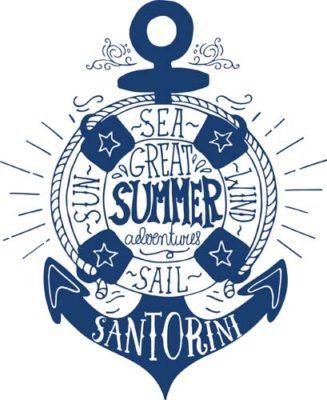 SP151 santorini